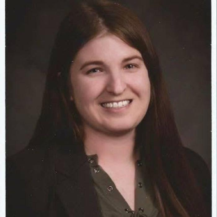 Dr. Angie Burkett<br>DVM photo