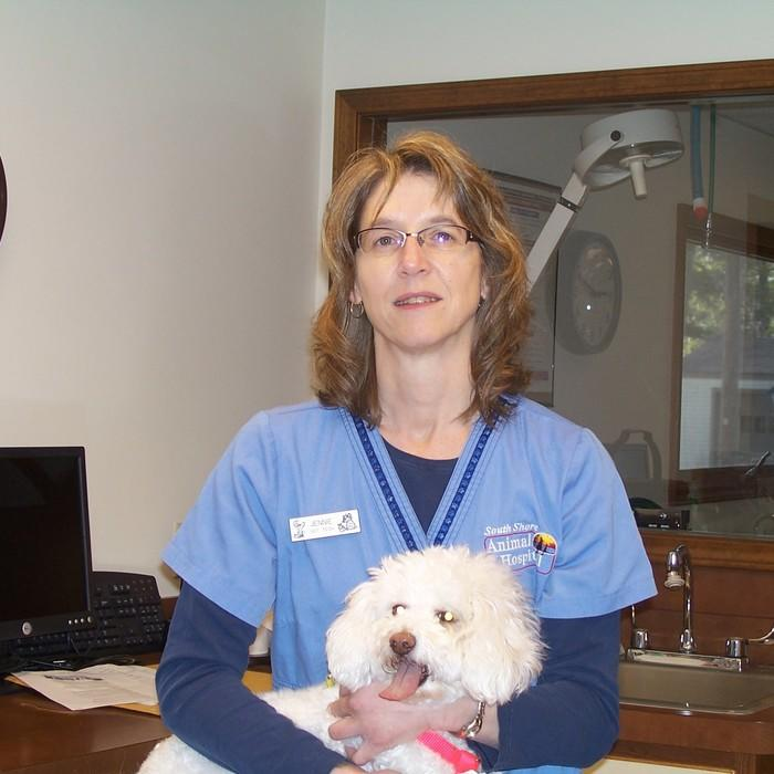 Jennie </br> Licensed Veterinary Technician photo